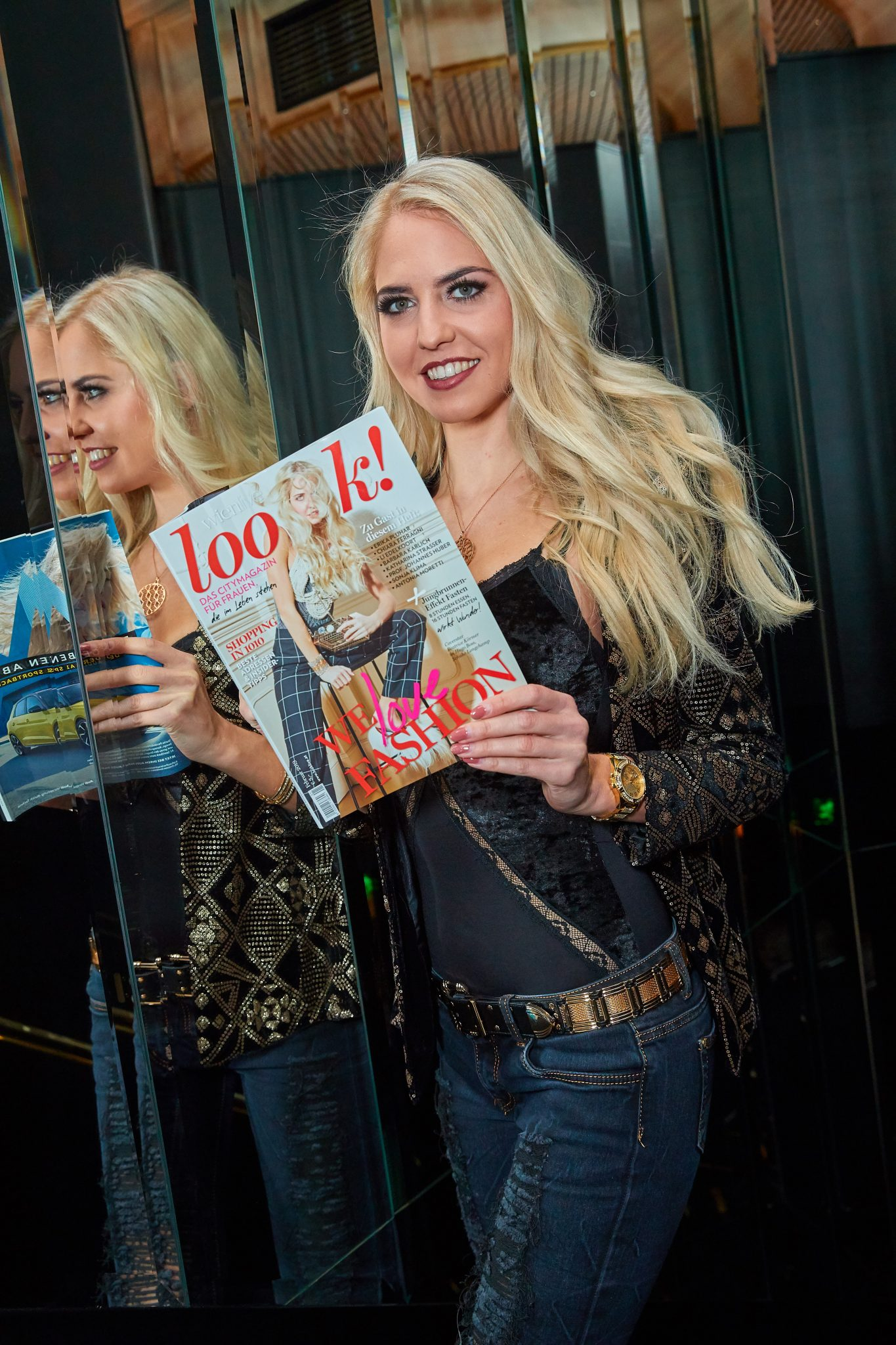 Copyright: Starpix/ Alexander TUMA, 12.02.2019 Wien, Beatrice KÖRMER, Cover Party
